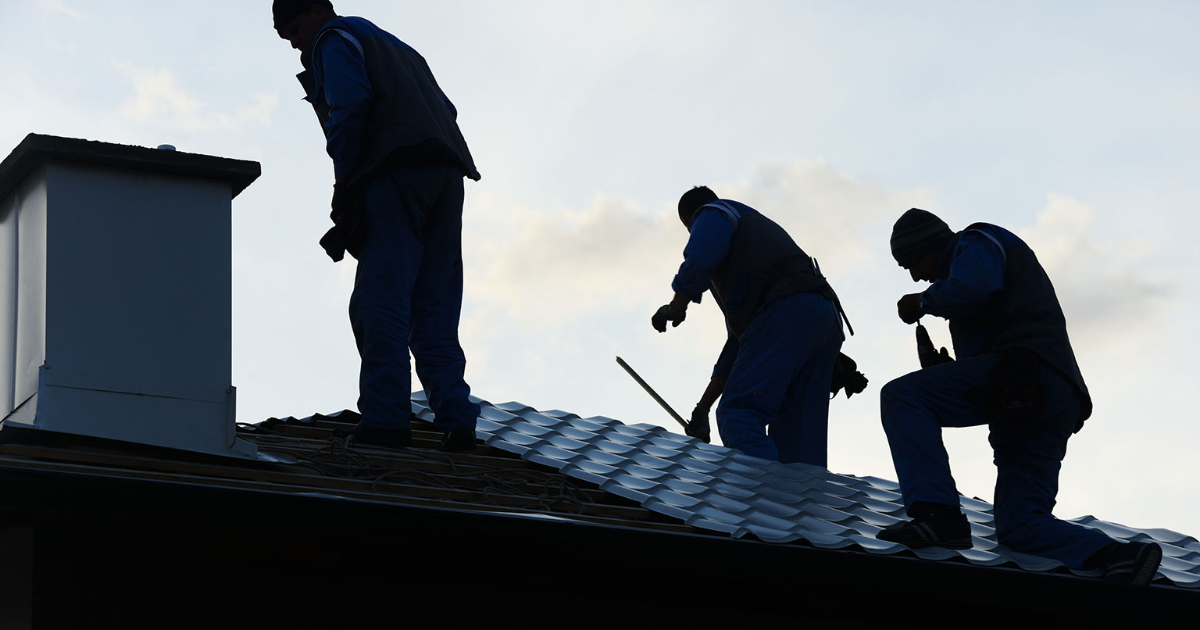 Roof Replacement Contractors Northern VA